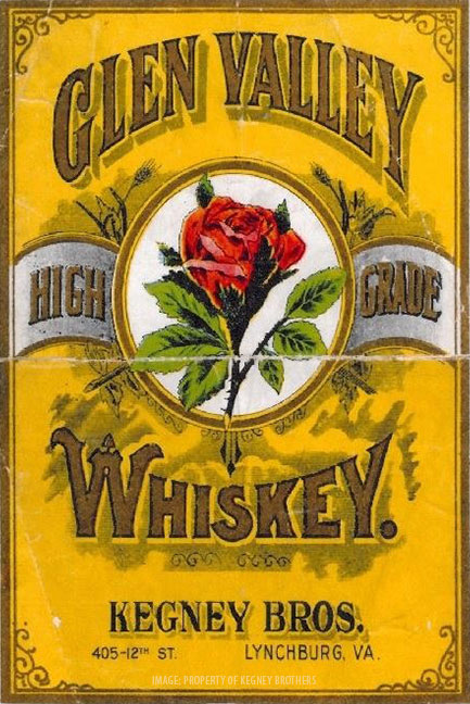 Kegney Brothers Whiskey