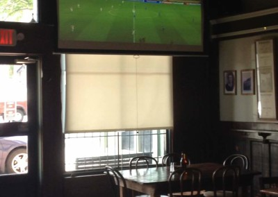 Premier League and NFL at Kegney on the big screen!
