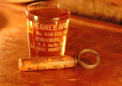 Family memorabilia from the original Kegney Brothers established in 1879!